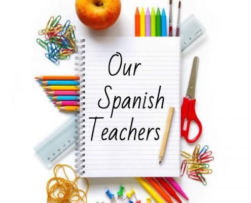 Our Spanish Teachers