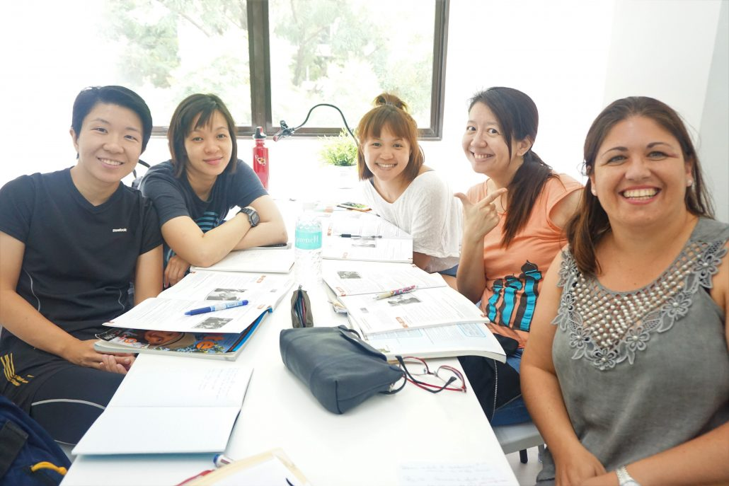 Spanish Studio - Spanish Group class Signapore